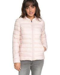 Roxy - Endless Dreaming - Chaqueta Aislante Comprimible Para Mujer Women's Jacket In Pink - Lyst