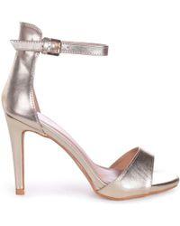 Linzi Talia Women's Sandals In Gold