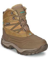 Hi-Tec - Snow Peak 200 Wp Women's Women's Snow Boots In Brown - Lyst