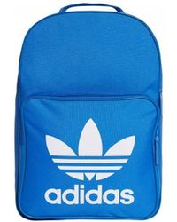 Adidas Trefoil Backpack Men s Backpack In Blue in Blue for Men - Lyst d7be37ce727ca