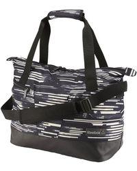 Reebok - Se W Graph Grip Women's Travel Bag In Black - Lyst