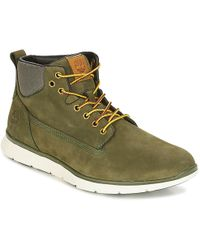 Timberland - Killington Chukka Men's Mid Boots In Green - Lyst