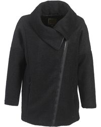 Bench - Secure Women's Coat In Black - Lyst