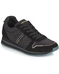 Versace Jeans - Isabela Women's Shoes (trainers) In Black - Lyst