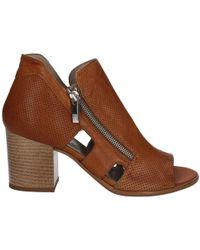 Keys - 5133 Ankle Boots Women Brown Women's Low Boots In Brown - Lyst