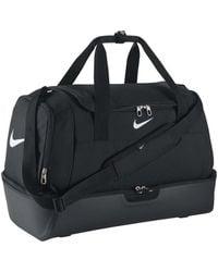 e4d67e2321 Nike - Team Swoosh Hardcase L Women s Bag In Black - Lyst