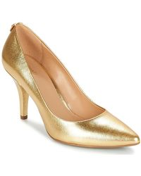 MICHAEL Michael Kors | Mk Flex Women's Court Shoes In Gold | Lyst