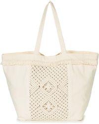 Billabong - Earth Angel Bag Women's Shoulder Bag In White - Lyst