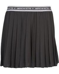 American Retro - Vero Skrt Women's Skirt In Black - Lyst