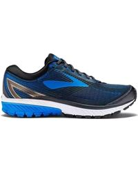 Brooks - Ghost 10 Men's Running Trainers In Multicolour - Lyst