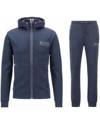 34bfad4ff Men's BOSS Tracksuits Online Sale - Lyst