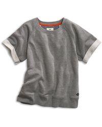 Sperry Top-Sider - Women's Short Sleeve Raglan Sweatshirt - Lyst