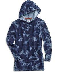 Sperry Top-Sider - Women's Tie-dye Hooded Sweatshirt - Lyst