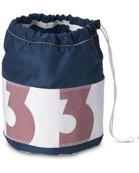 Sperry Top-Sider - Unisex Sea Bags Ditty Color Block Pouch - Lyst