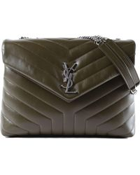 Saint Laurent - Monogramme Loulou M Bag - Lyst