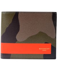 Givenchy - 8cc Bill Wallet - Lyst