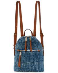 Splendid - Park City Denim Backpack - Lyst