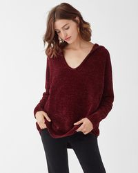 Splendid - Aurora Hoodie Sweater - Lyst