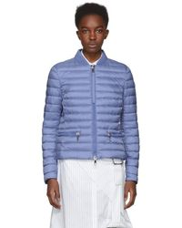 Moncler - Blue Down Blen Jacket - Lyst