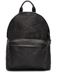 Officine Creative - Black Oc Pack Novak Backpack - Lyst