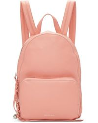 Alexander McQueen - Pink Small Backpack - Lyst