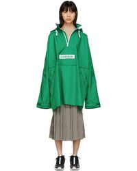Martine Rose - Green Rainforest Axl Jacket - Lyst