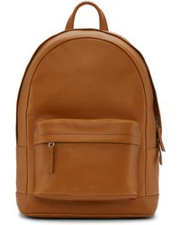 PB 0110 - Brown Mini Backpack - Lyst