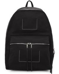 Rick Owens - Black Mega Backpack - Lyst