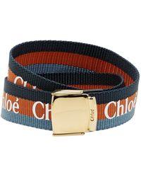 Chloé - Blue Valmy Bracelet - Lyst