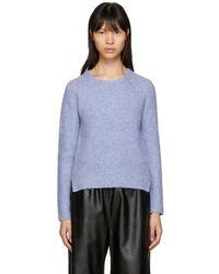 Rag & Bone - Blue Francie Sweater - Lyst