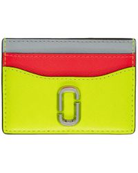 Marc Jacobs - Fluorescent Snapshot Card Case - Lyst
