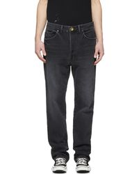 Miharayasuhiro | Black Wide Jeans | Lyst