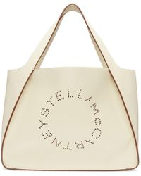 Stella McCartney - Alter Perforated Tote - Lyst