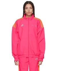 Gosha Rubchinskiy - Pink Adidas Originals Edition Track Jacket - Lyst