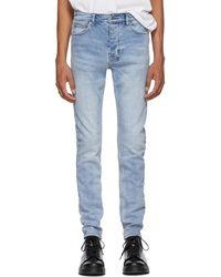 Ksubi - Blue Chitch Ultimatum Jeans - Lyst