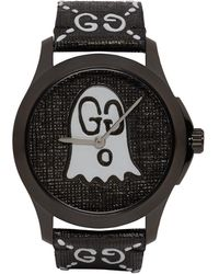 Gucci - Black G-timeless Ghost Watch - Lyst