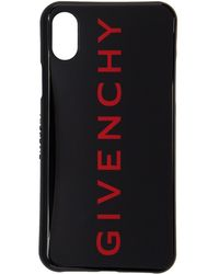 Givenchy - Stencil Iphone X Case - Lyst