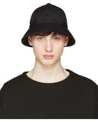 Sasquatchfabrix | Black Mesh Bucket Hat | Lyst