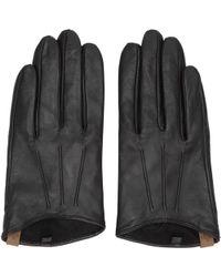 Mackage - Black Lambskin Alisee Gloves - Lyst