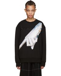 Juun.J - Black Sorayama Pullover - Lyst