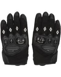 Marcelo Burlon - Black Uturuncu Gloves - Lyst