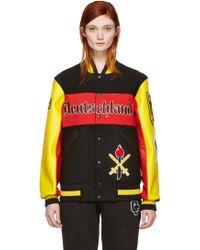 Opening Ceremony - Black Germany Global Varsity Jacket - Lyst