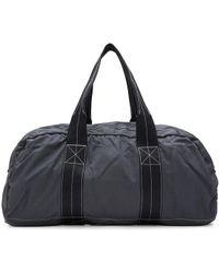 Comme des Garçons - Grey Nylon Duffle Bag - Lyst