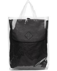 Yohji Yamamoto - Black Paper Backpack - Lyst
