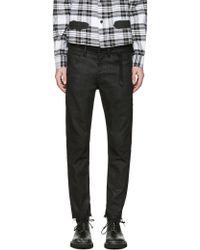 Shop Men's Off-White c/o Virgil Abloh Jeans from $321 | Lyst