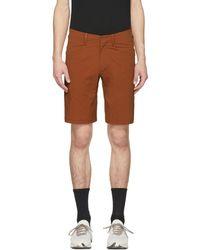 Arc'teryx - Orange Voronol Shorts - Lyst