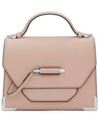 Mackage - Pink Keeley Crossbody Bag - Lyst