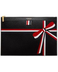 Thom Browne - Zipped Document Holder - Lyst