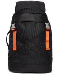 DIESEL - Black Xx Backpack - Lyst