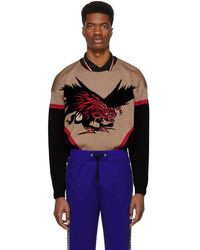 Givenchy - Multicolor Oversized Monster Sweater - Lyst